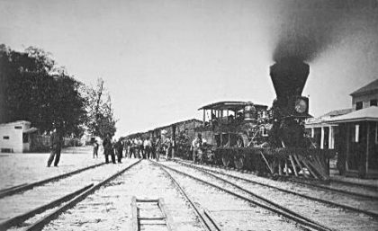 """Smokey Mary"" – Pontchartrain RR 1860s"