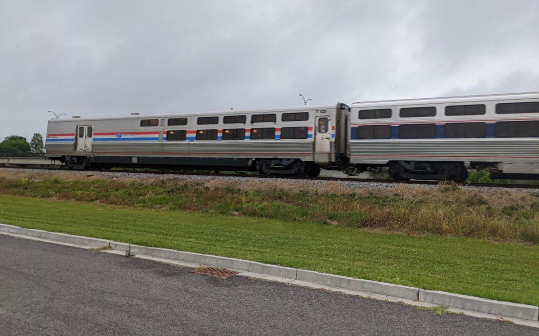 Amtrak Crescent 08-April-2020